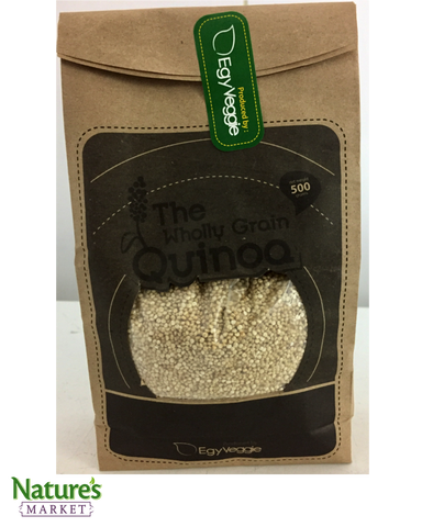 Quinoa (Chemical free) - Local