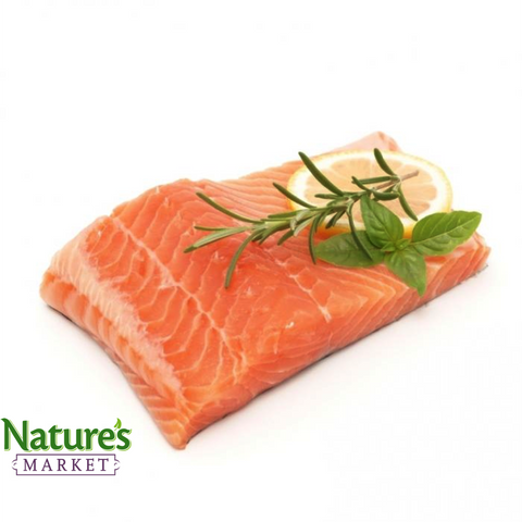 Salmon Steak (Frozen)