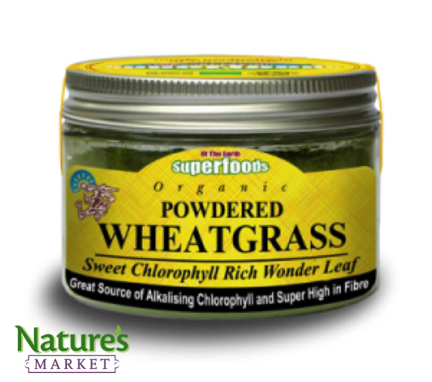 Wheatgrass Powder (Organic)