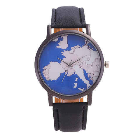 Europe Map Watch