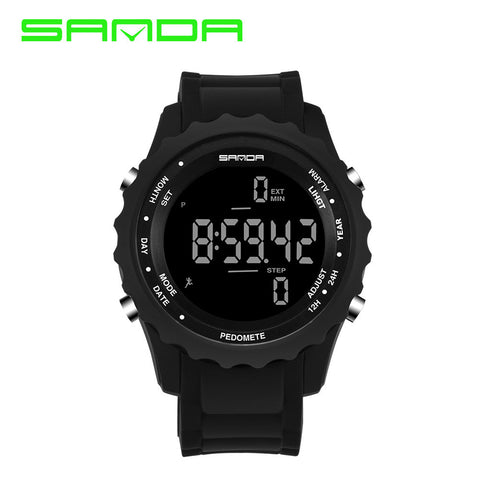 Unisex Waterproof Sports Watch