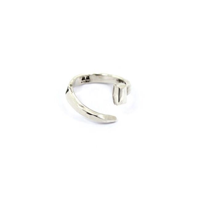CRYBABY Ring - Silver - Alona  - 1