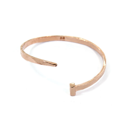 CRYBABY Bangle - Rose Gold