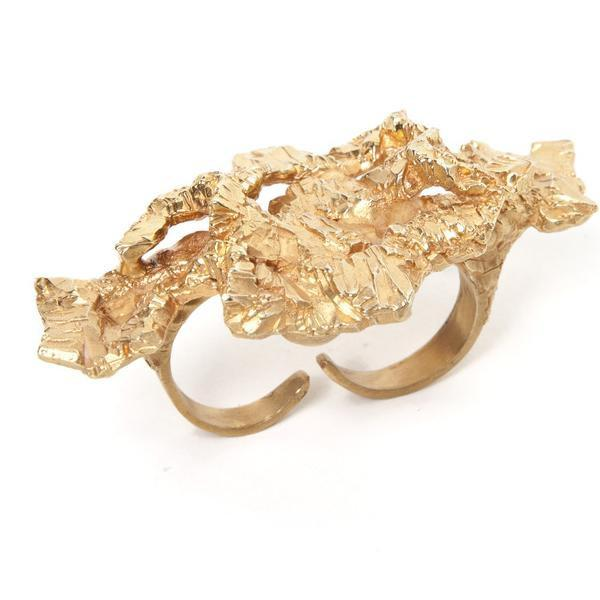 MEGAN Ring - Gold - Alona  - 1