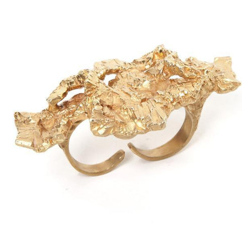MEGAN Ring - Gold