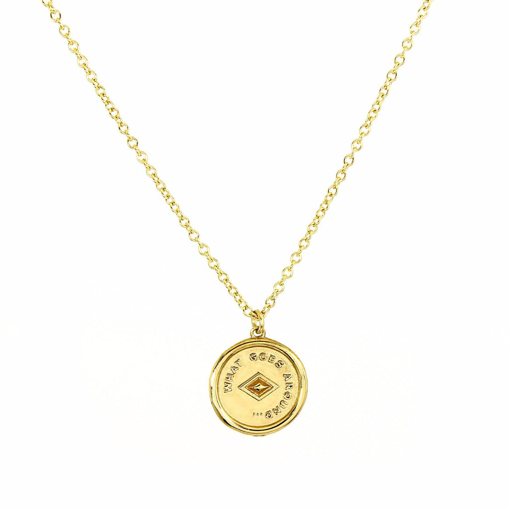 ATHENAIS Necklace- Gold - Alona  - 1
