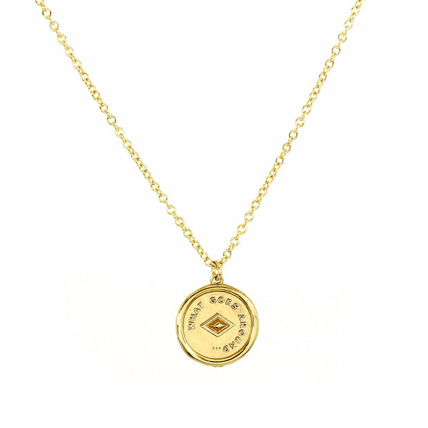 ATHENAIS Necklace- Gold