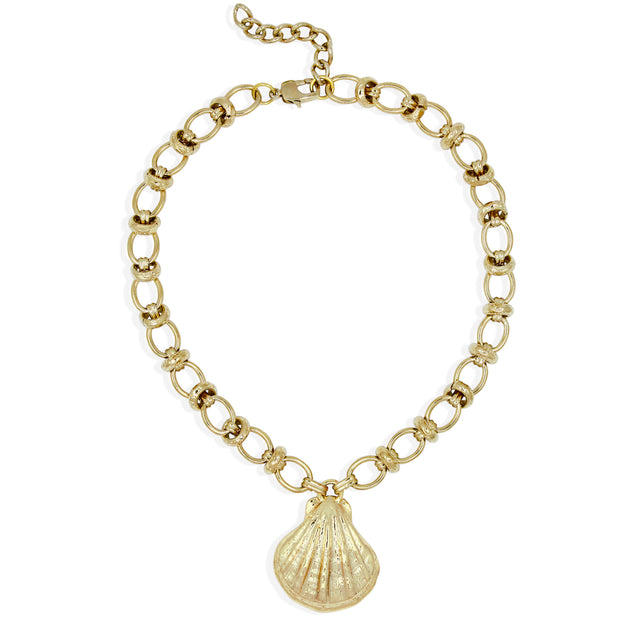 BARDOT Necklace - Gold