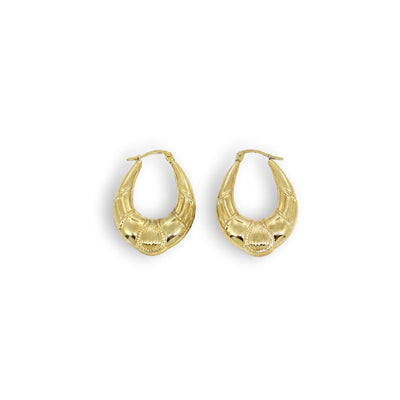 BERI Earrings - 9K Gold