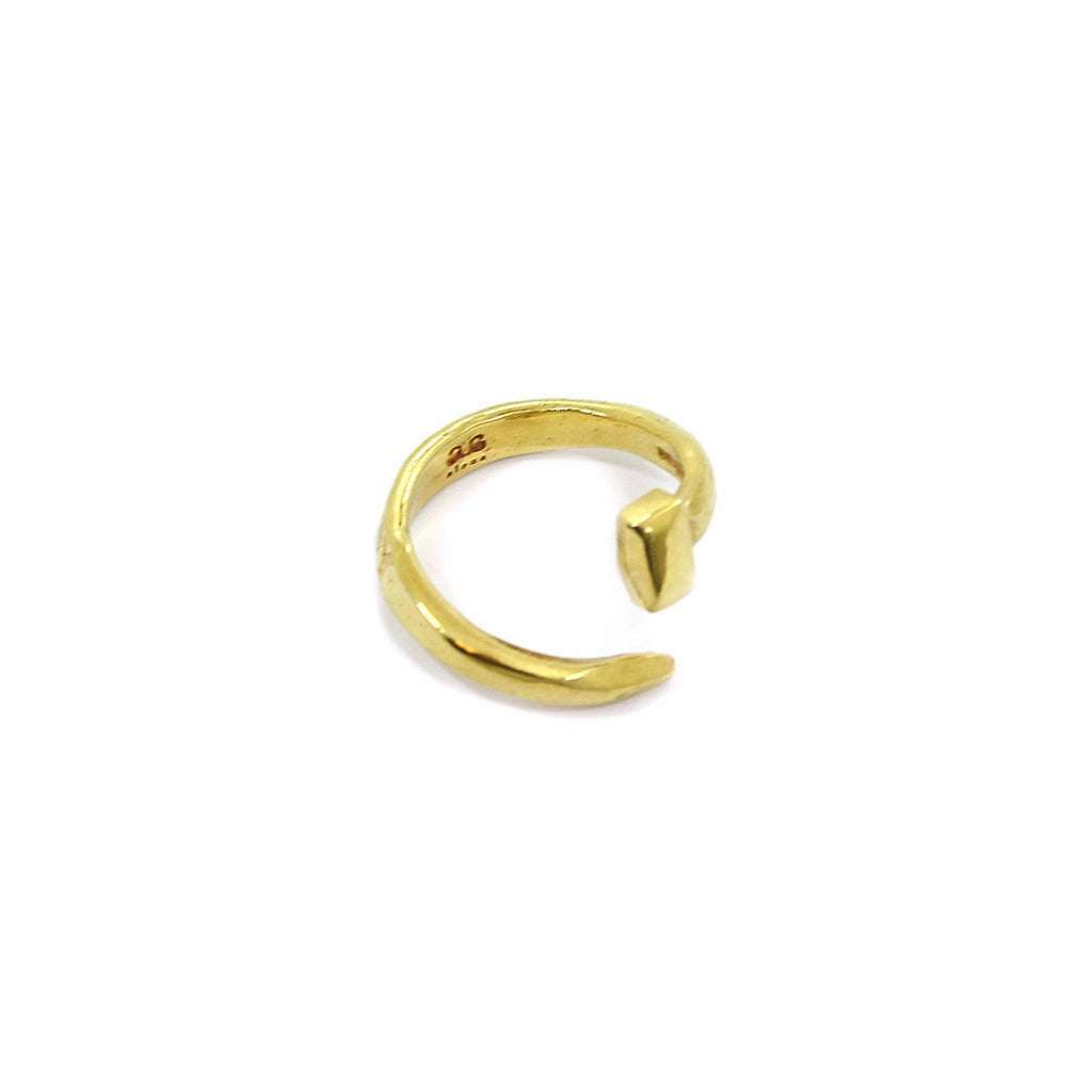 CRYBABY Ring - Gold - Alona  - 1