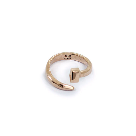 CRYBABY Ring - Rose Gold