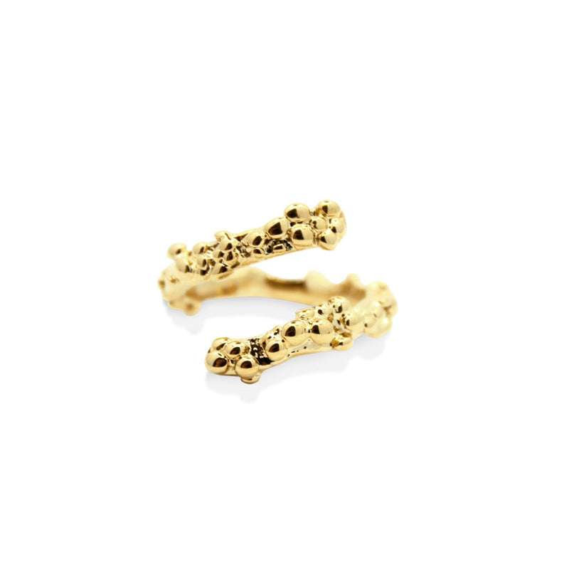 DELPHINE Ring - Gold