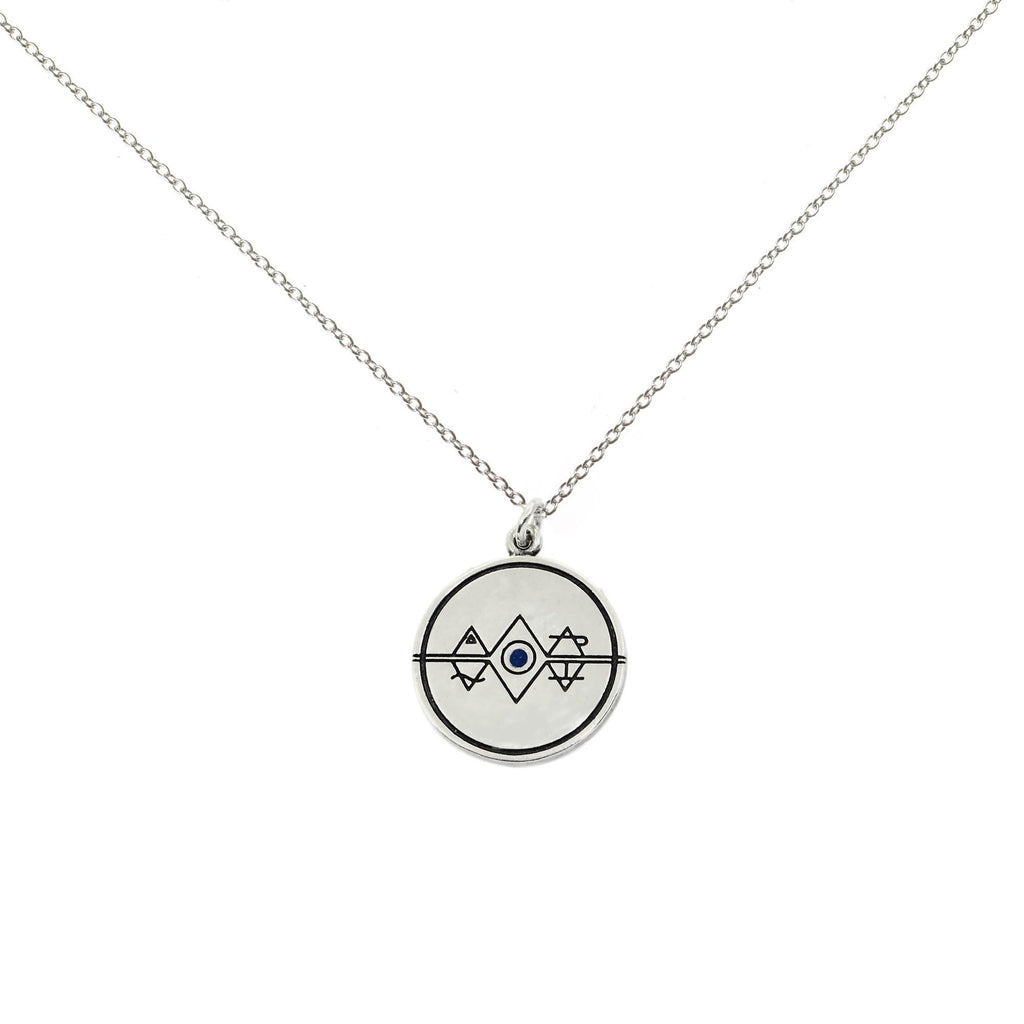 ELEMENTAL Necklace - Silver - Alona  - 1