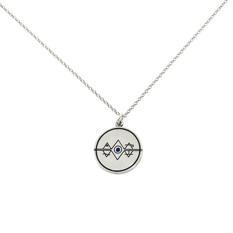 ELEMENTAL Necklace - Silver