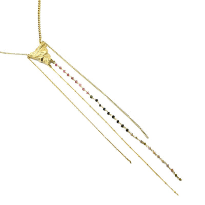 FORT KING Necklace- Gold
