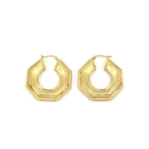 HELENA Earrings - 9K Gold