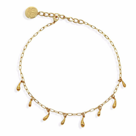 WAVERLY Choker - Gold