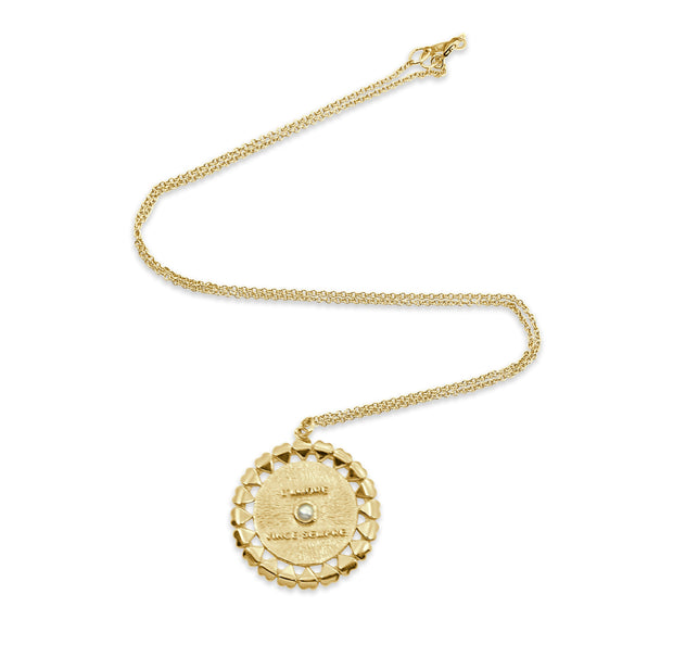 VERONA Necklace - Gold