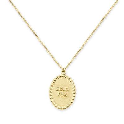 SOLO TUA Necklace - Gold