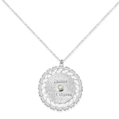 VERONA Necklace - Sterling Silver