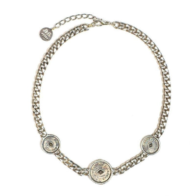 ANNABELLE Necklace- Silver - Alona  - 1