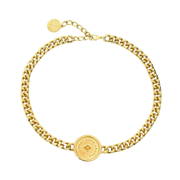 JORDANA Necklace - Gold - Alona  - 1