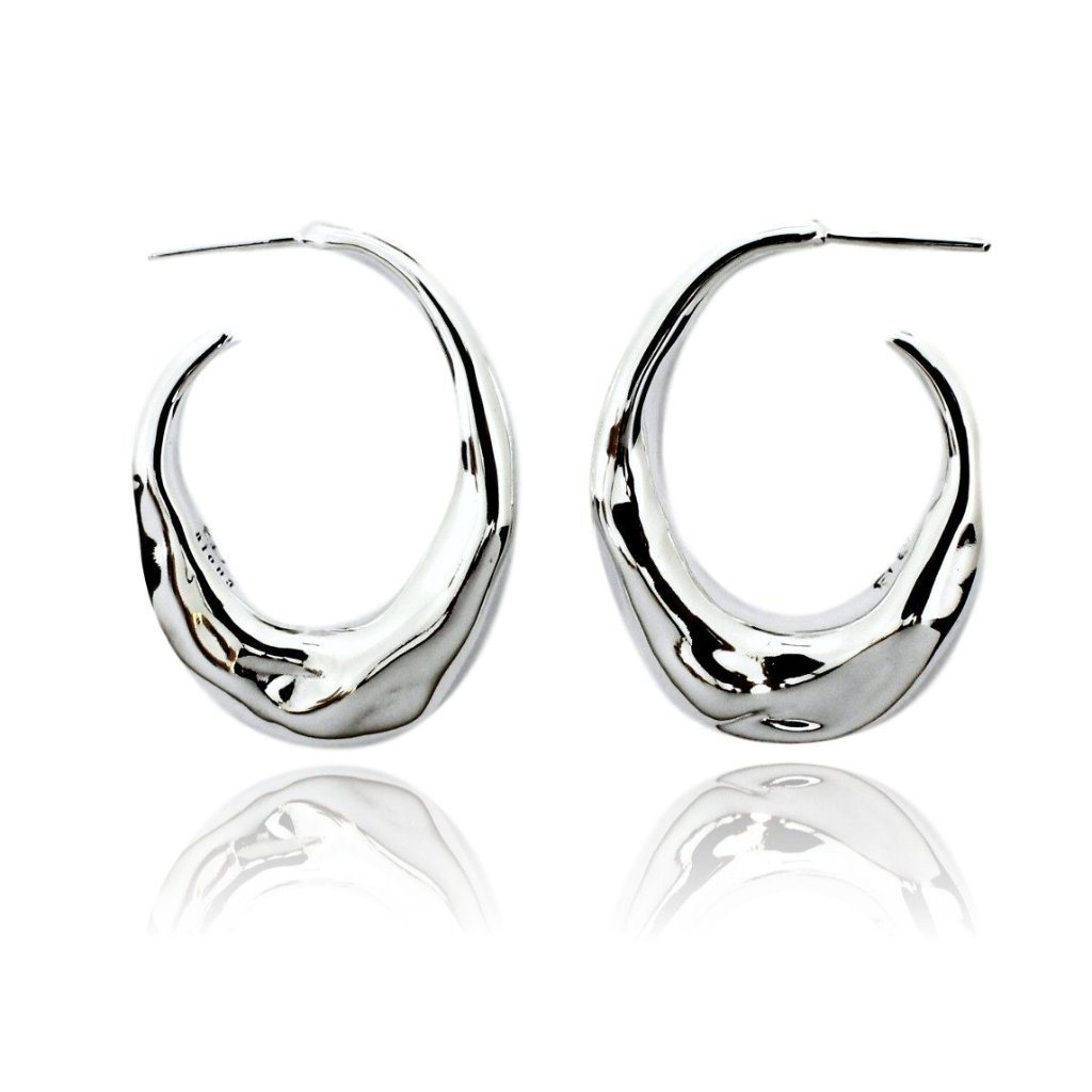 PANAREA Earrings - Silver