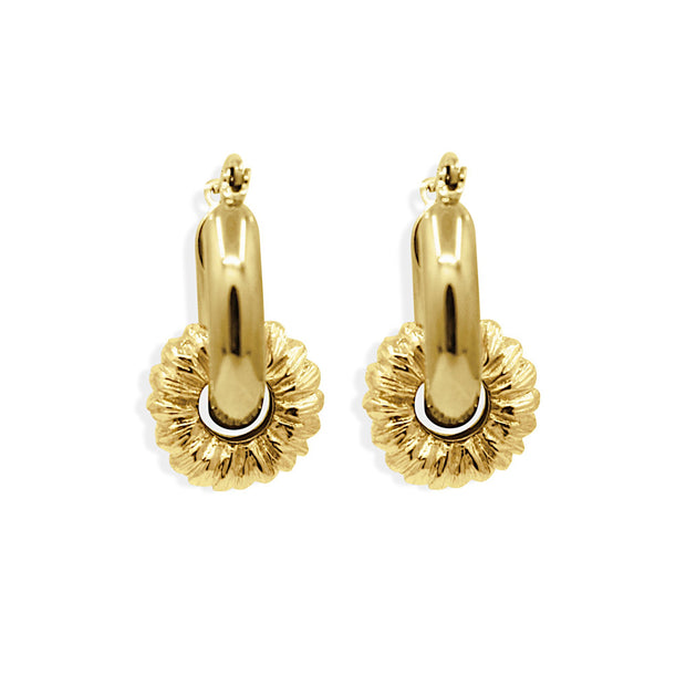 MADELINE Earrings - Gold