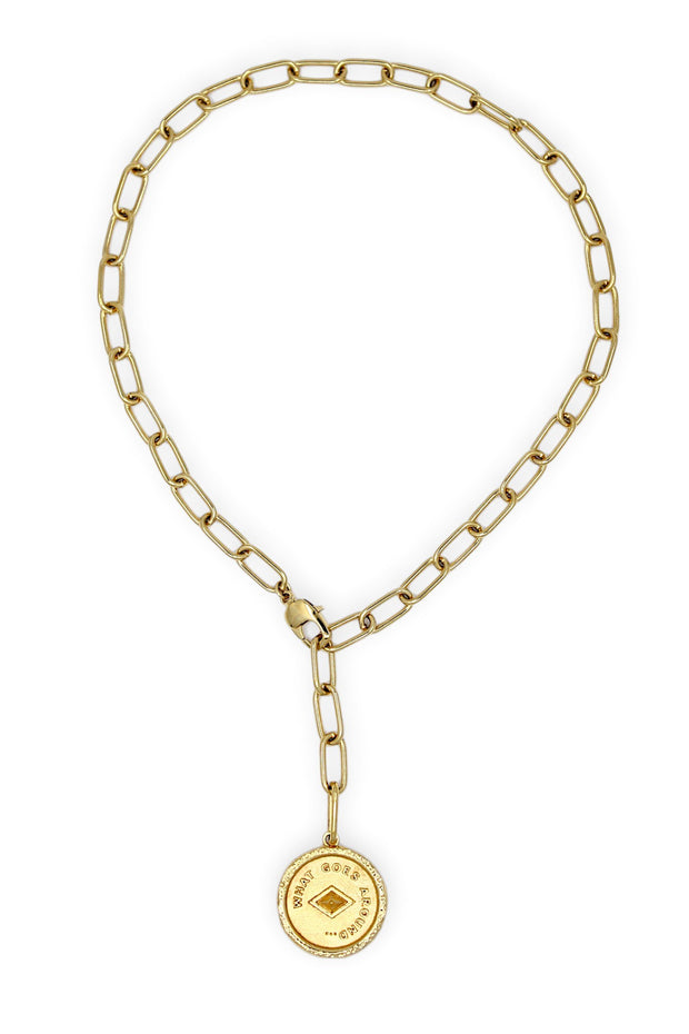 NAOMI Necklace - Gold