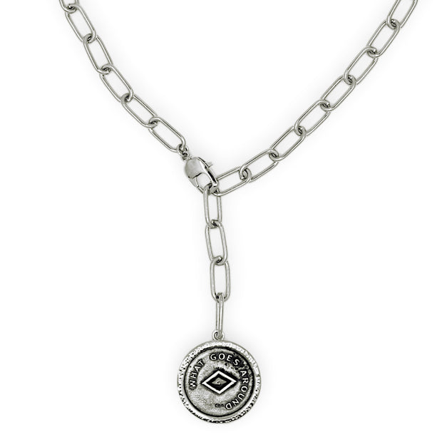 NAOMI Necklace - Silver