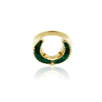 OCALA Ring - Gold