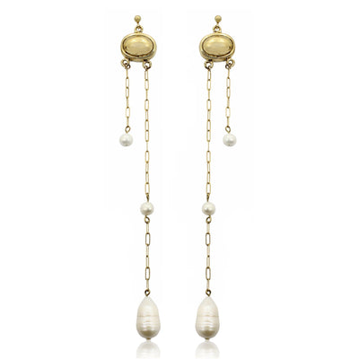 OSTUNI Earrings - Gold
