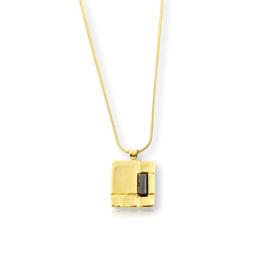 PIET Necklace - Gold