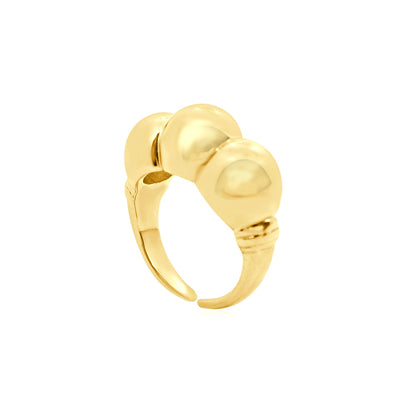 POMPEII Ring - Gold