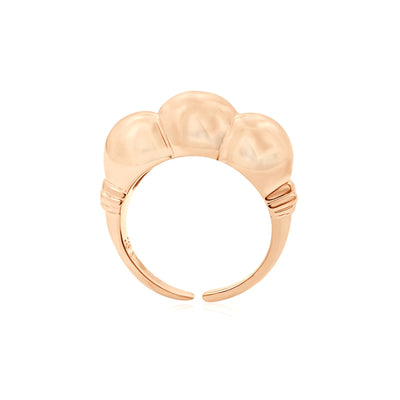 POMPEII Ring - Rose Gold