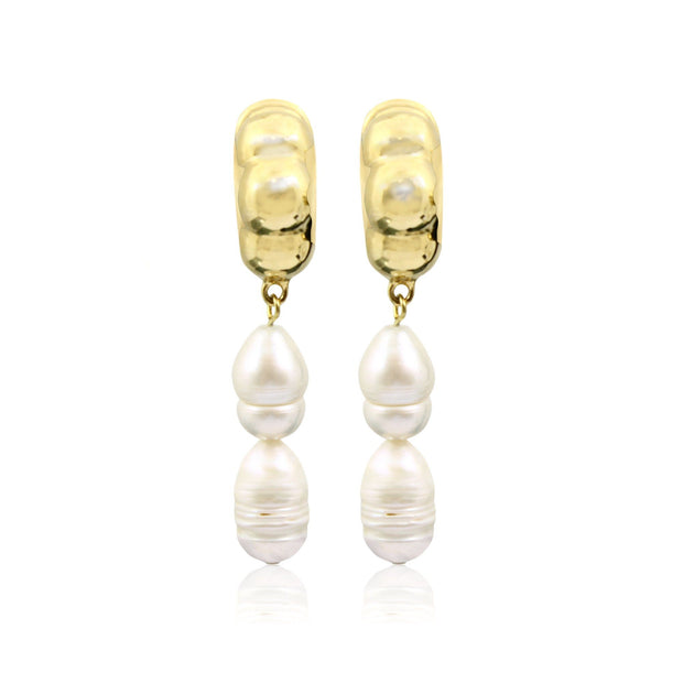 RAVELLO Earrings - Gold