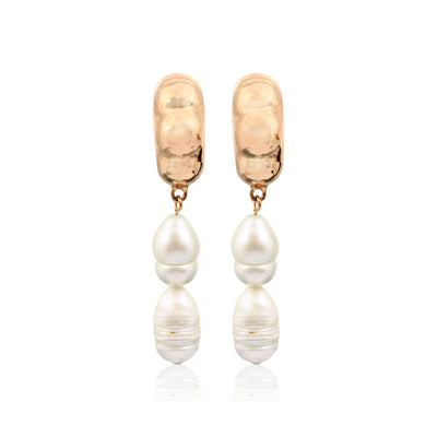 RAVELLO Earrings -  Rose Gold