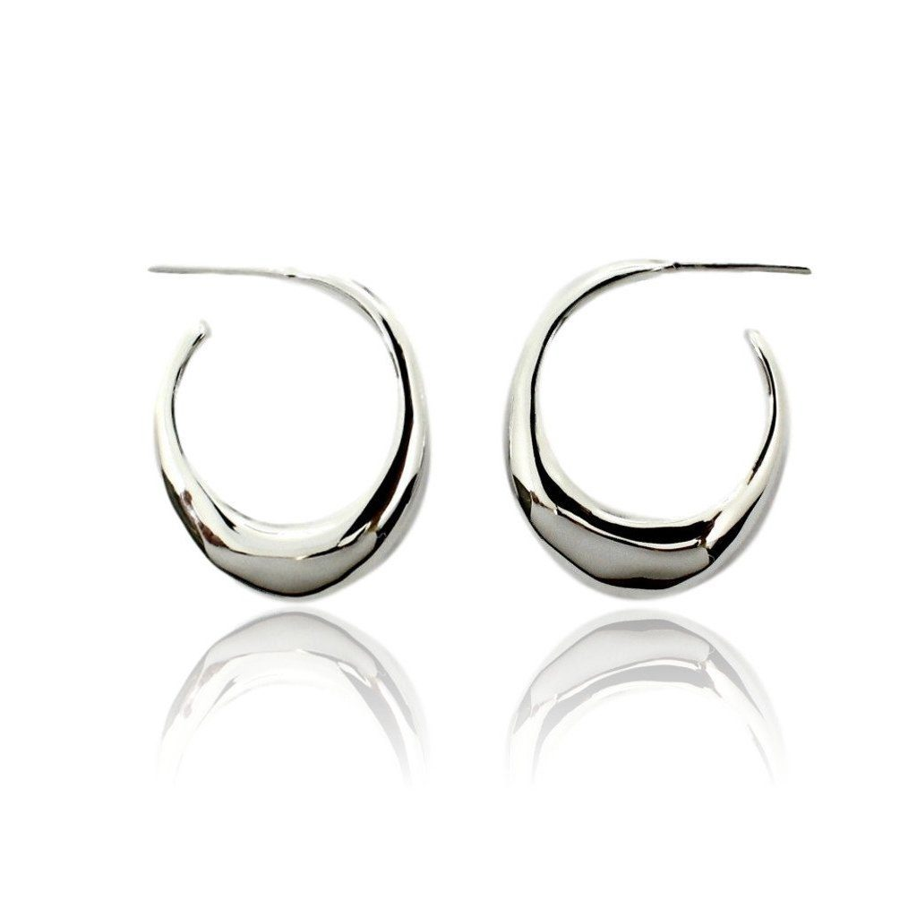PANAREA Small Earrings - Sterling Silver