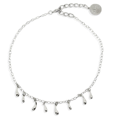 WAVERLY Choker - Silver