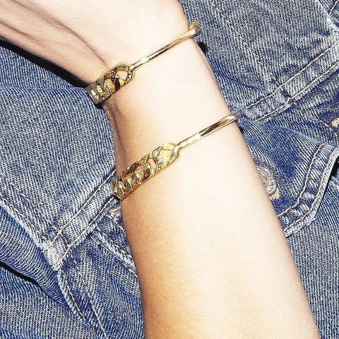 MAXBILL Bangle - Gold