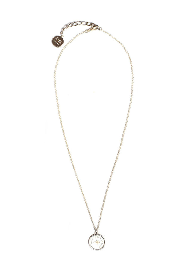 ATHENAIS Necklace- Silver - Alona  - 3