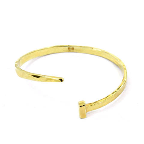 CRYBABY Bangle - Gold