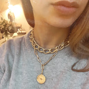 TIFFANY Necklace - Gold