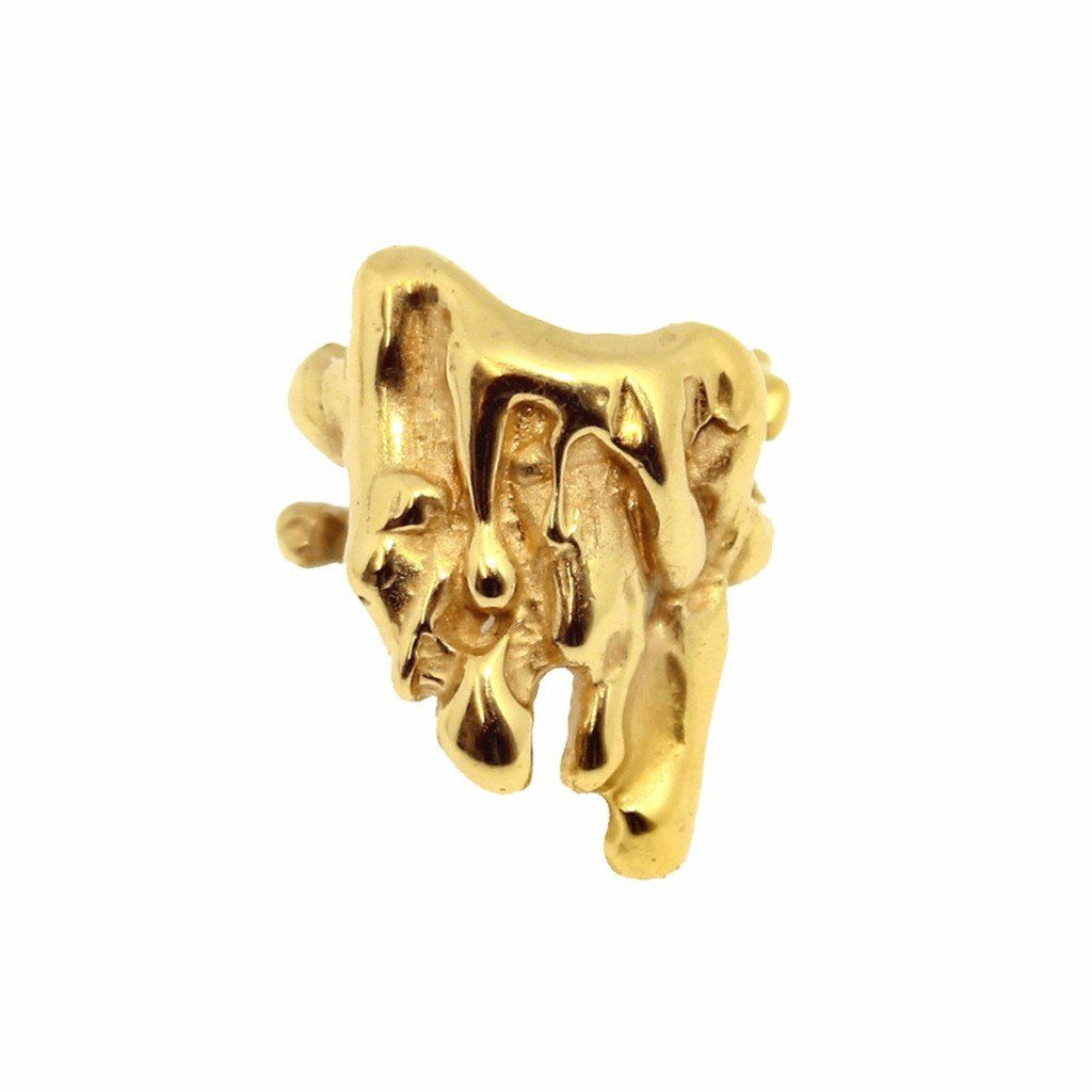 KIMORA Ring - Gold - Alona  - 1
