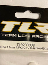 Load image into Gallery viewer, TLR   Shock  piston  12mm - Hobby Shop