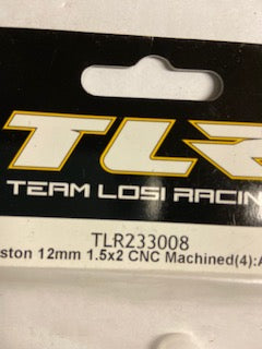 TLR   Shock  piston  12mm - Hobby Shop