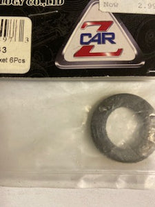 Z- Car  Diff  case gasket - Hobby Shop