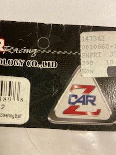 Z- Car  Ball end gasket - Hobby Shop