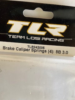 TLR  brake cailper  springs - Hobby Shop