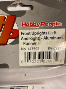 Hobby People  Uprights (left and right) - Hobby Shop